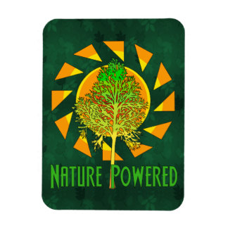 Nature Powered Magnet