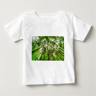 Nature Reaching For The Sky Baby T-Shirt