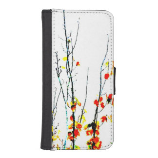 Nature recycles iphone 5/6/6s/SE wallet case Phone Wallet Cases