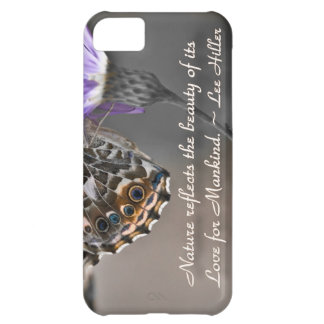 Nature reflects the Beauty of its... iPhone 5C Case