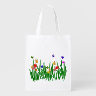 Nature Reusable Grocery Bag