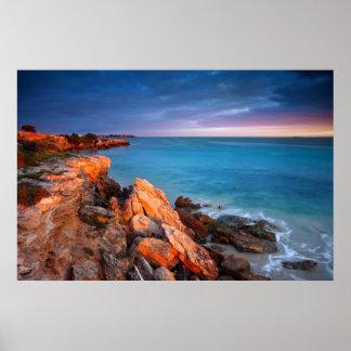 Nature sea Poster