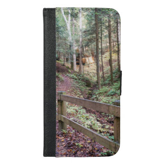Nature Trail iPhone 6/6s Plus Wallet Case