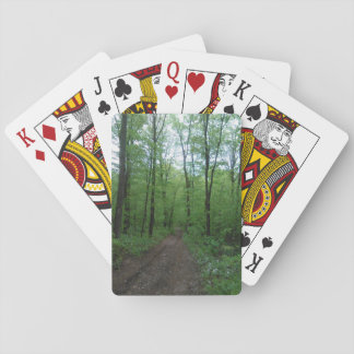 Nature Trail Playing Cards
