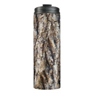 Nature Tree Bark Thermal Tumbler