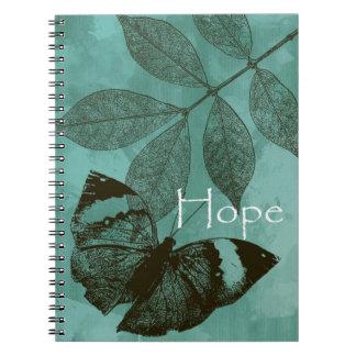 Nature Trio Hope Notebook