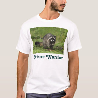 """NATURE WARRIOR!"" T-shirts & Hoodies"