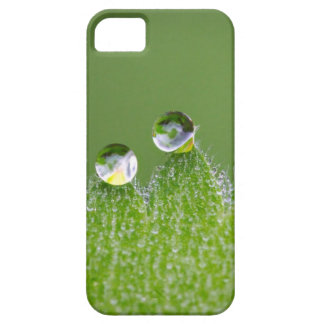 Nature Water Drops Connect with Cosmic Case For The iPhone 5