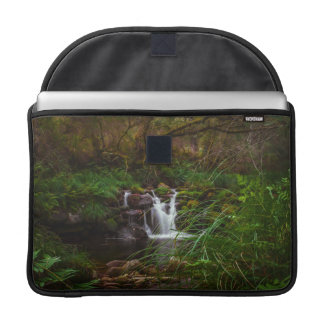 Nature Waterfalls Scene MacBook Pro Sleeve