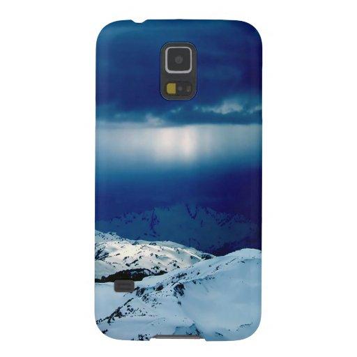 Nature Winter Perfect Whiteout Samsung Galaxy Nexus Case