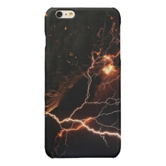 nature wonder of lightening iphone case cover