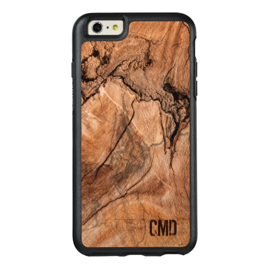 Nature Wood Knots Texture OtterBox iPhone 6/6s Plus Case