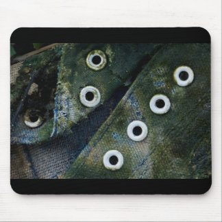 nature worn mouse pad