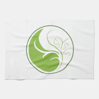 Nature Yin Yang Kitchen Towel