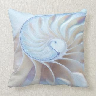 Nature's Art 2 Throw Pillow