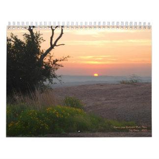 Nature's Beauty  2010 Wall Calendar