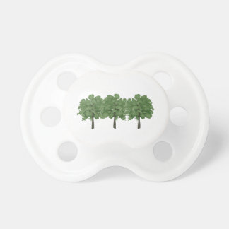 Natures Brush Baby Pacifier