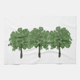 Natures Brush Kitchen Towel