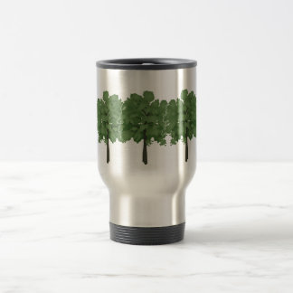 Natures Brush Travel Mug