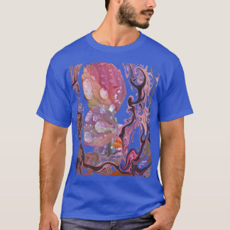 Nature's Dew Drop Abstract. T-Shirt