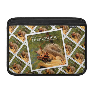 Nature's Folio DAILY INSPIRATIONS Gift Ideas . . . Sleeve For MacBook Air
