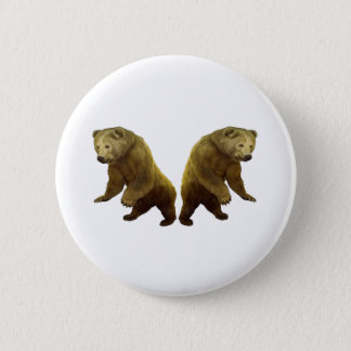 Natures Gifts 2 Inch Round Button