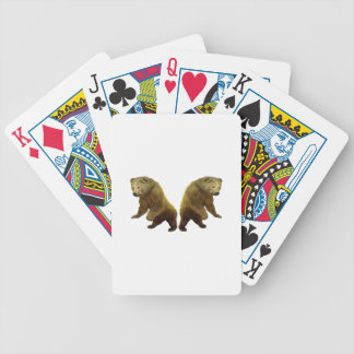 Natures Gifts Bicycle Playing Cards