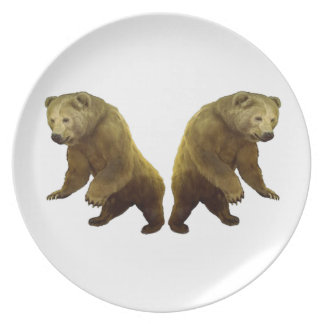 Natures Gifts Party Plate