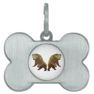 Natures Gifts Pet Name Tags