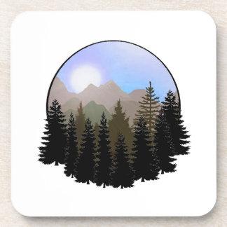 Nature's Globe Coaster
