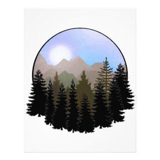 Nature's Globe Letterhead