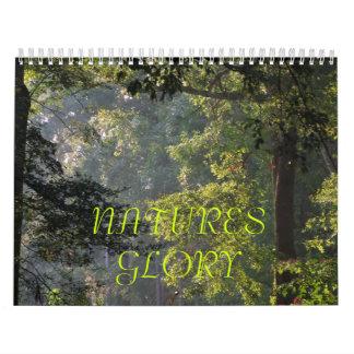 """""""NATURES GLORY"""" - Customized Calendars"""