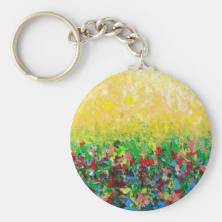 NATURE'S LIVING ROOM KEYCHAIN