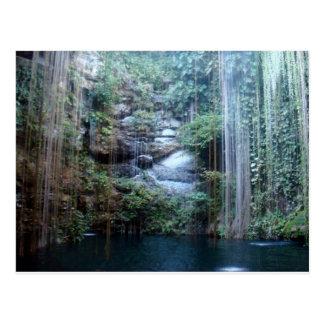 Nature's Masterpiece Postcard