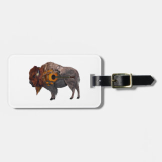 Natures Melody Luggage Tag