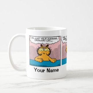 """Nature's Most Perfect Food"" Garfield Comic Strip Coffee Mug"