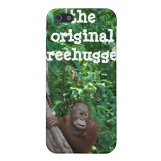 Nature's Original Treehugger iPhone 5/5S Cover