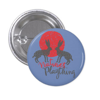 Nature's Plaything // Double Hare Pin