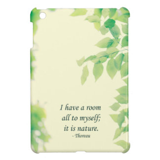 Nature's Room iPad Mini Case
