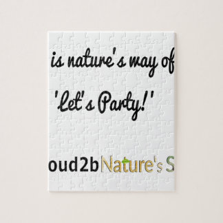 Nature's Soldiers Slogan 1 Puzzle