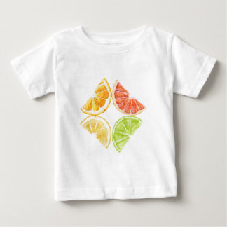 Nature's Sour Sweet Jewels Baby T-Shirt