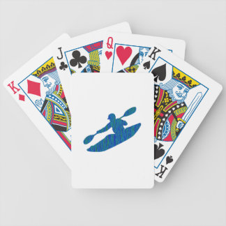 Nature's Submission Bicycle Playing Cards