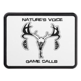 Nature's Voice Game Calls Trailer Hitch Cover