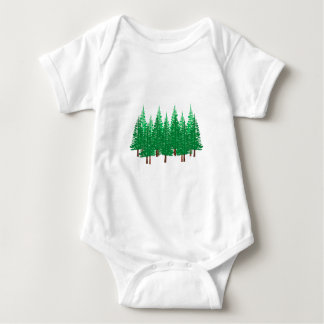 Nature's Wonderland Baby Bodysuit
