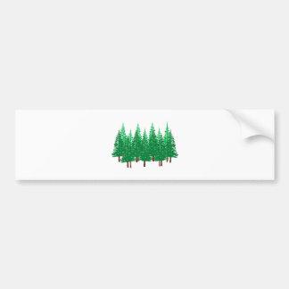 Nature's Wonderland Bumper Sticker