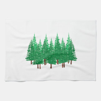 Nature's Wonderland Kitchen Towel
