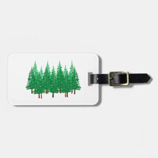 Nature's Wonderland Luggage Tag