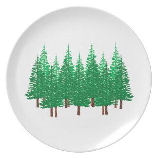 Nature's Wonderland Plate
