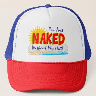 Naturist / Nudist Trucker Hat