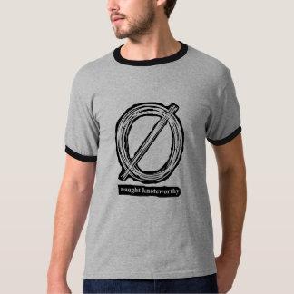 Naught Knoteworthy Wu Wei T-Shirt